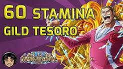 Walkthrough for Gild Tesoro 60 Stamina Raid (Film Gold) [One Piece Treasure Cruise]