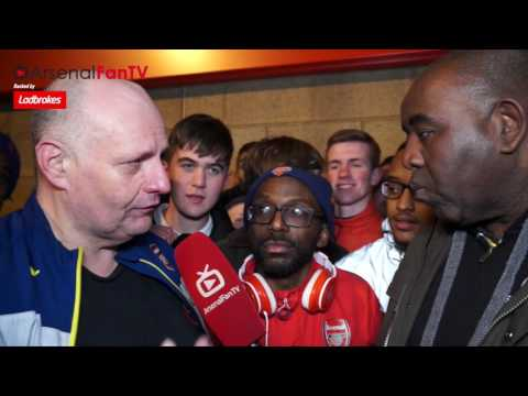 Middlesbrough 1 Arsenal 2 | Will Arsene Wenger Stick With Three At The Back? (Claude & TY)