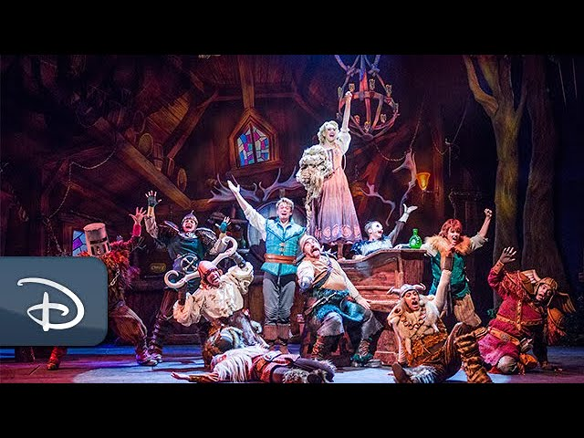 Virtual Viewing: Disney Cruise Line's 'Tangled: The Musical' | #DisneyMagicMoments