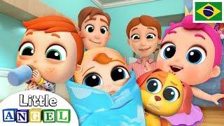 Todo Mundo já foi Bebê!👶| Feliz Dia das Crianças!🎉|  Canal do Joãozinho - Little Angel Português