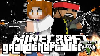 Minecraft Grand Theft Auto Mod - SNIPER CHALLENGE