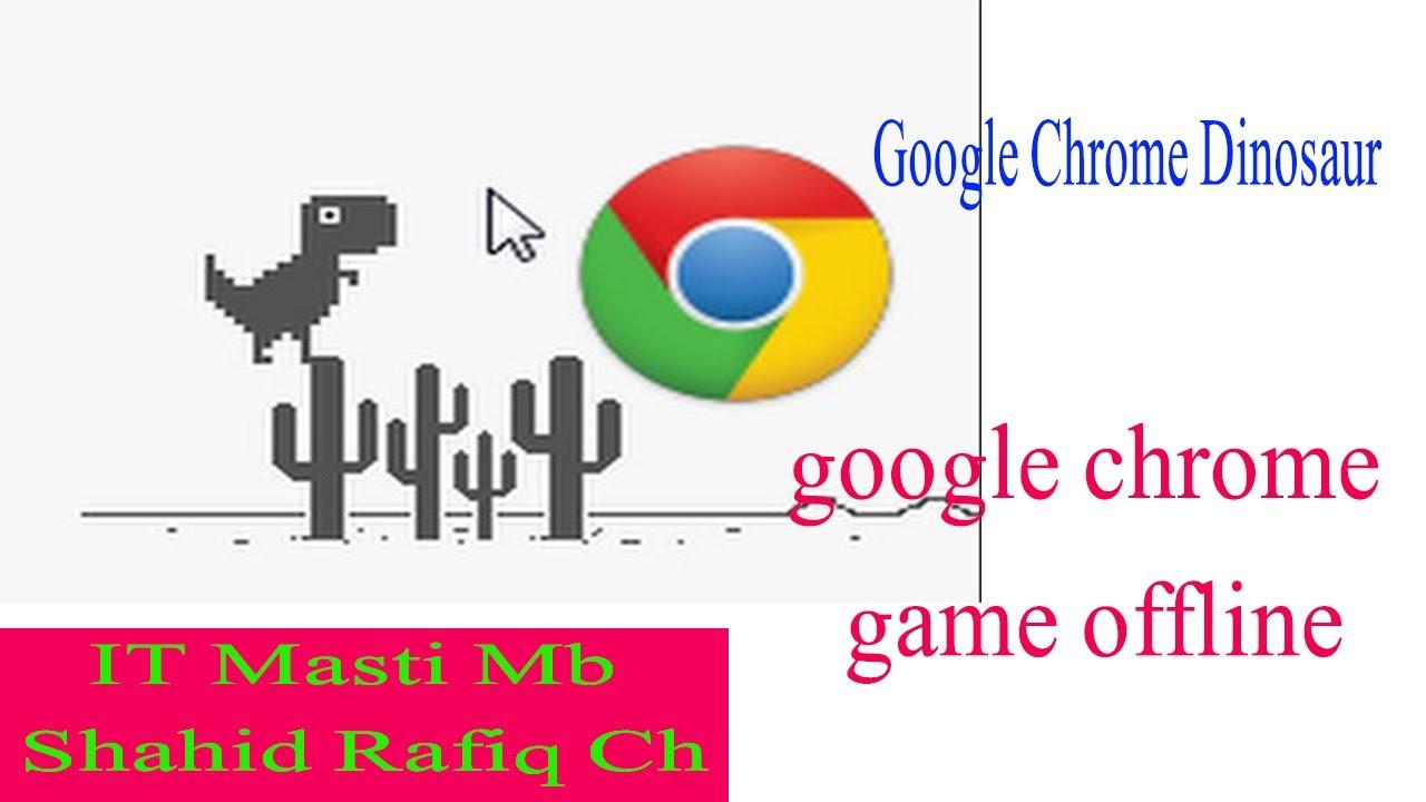 Google Chroom Game   No internet Connection   Google ...