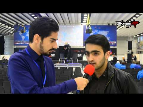 6th e-sports World Championship Azerbaijan (interview)