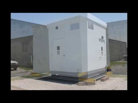 Electrical Enclosure Building