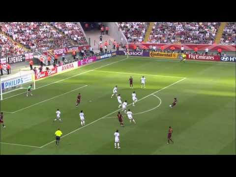 Deco 'Magical Goal' Vs Iran