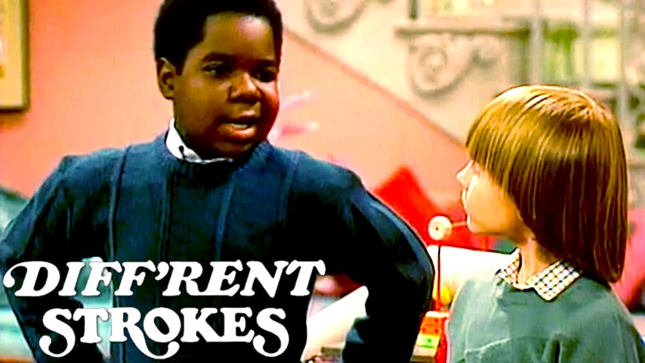 Sam Makes Arnold Jealous | Diff'rent Strokes