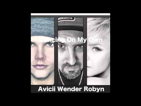 Avicii Penguin feat Robyn Dancing On My Own @wenderdeejay remix Mp3