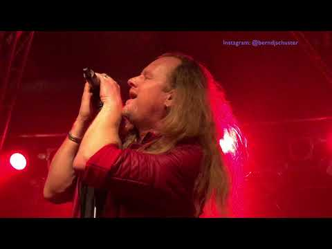 Voodoo Circle - Higher Love - Biebob Vosselaar - 2017 09 24 LIVE 4K