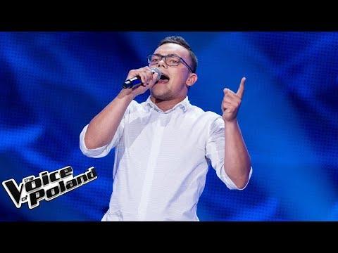 """Kacper Hartung – """"Stand By Me""""- Przesłuchania w ciemno - The Voice of Poland 9"""