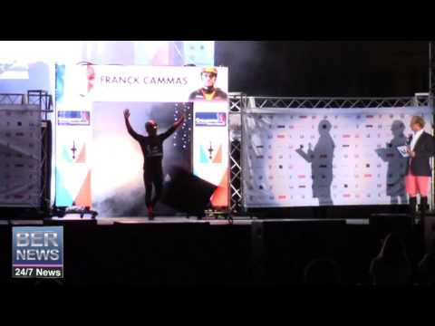 America's Cup World Series Opening Ceremony, October 16 2015