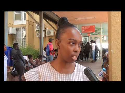 NSFAF students urged to register for free at UNAM. By: Leston Wohler