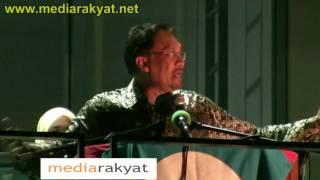 Anwar ibrahim: bdr baru bangi 19/06/2009 part 4