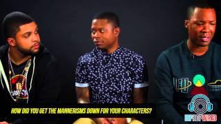 Straight Outta Compton Cast Talks Preparing For Biopic And Inspiring Dr. Dre 'compton' Album