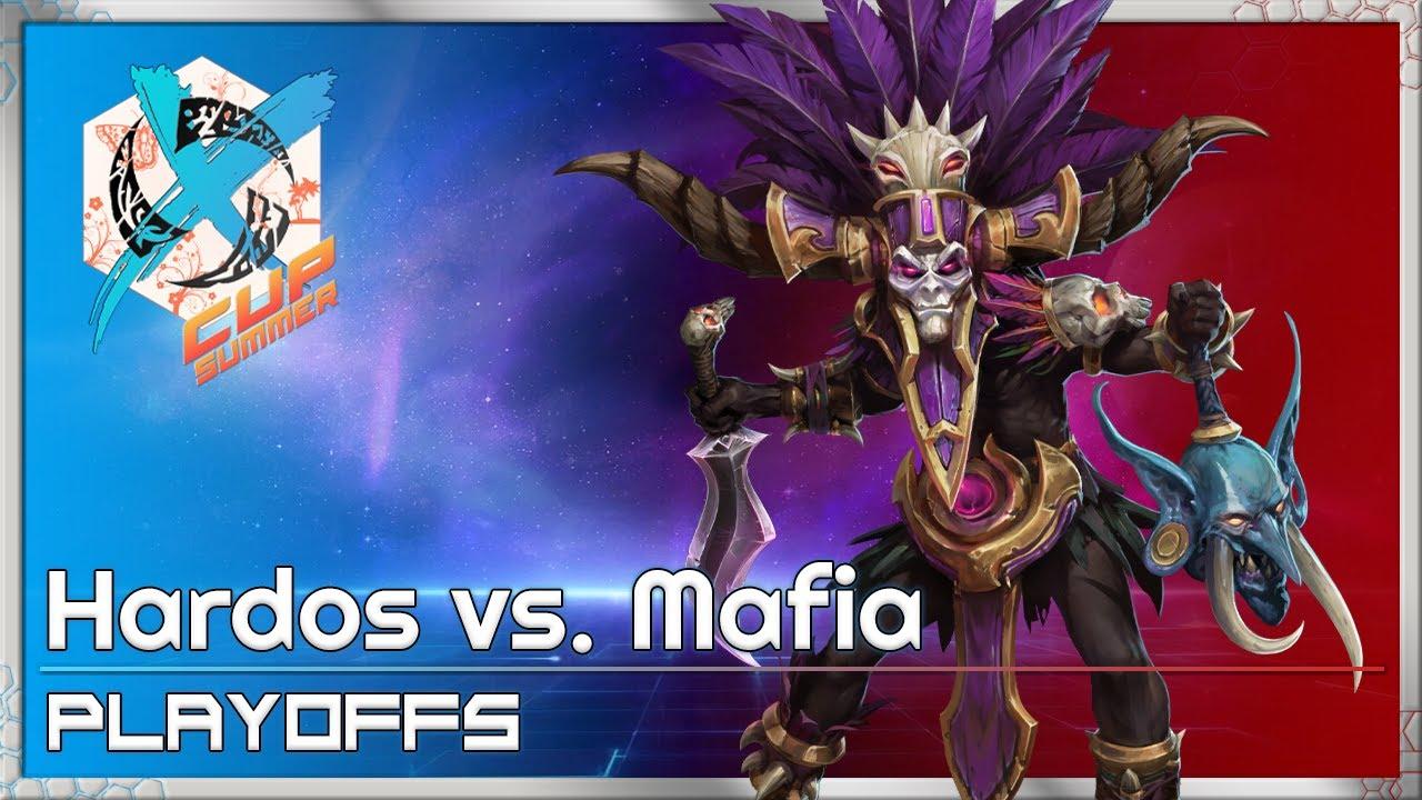 Hardos vs. Mafia - XCup Playoffs - Heroes of the Storm Tournament