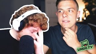 Unge REAGIERT auf Jonas NACKTBILD Prank! | ungeklickt