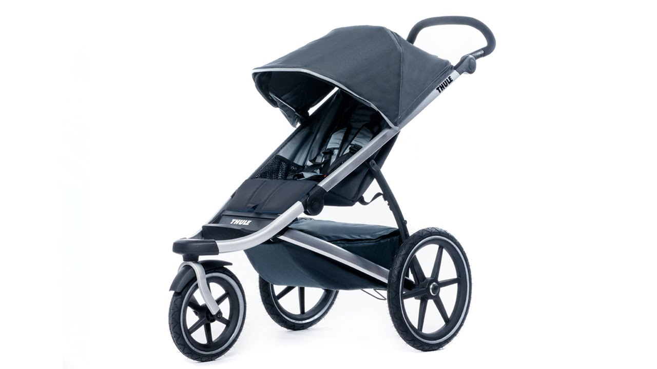 48ff4390d Sports stroller - Thule Urban Glide - YouTube