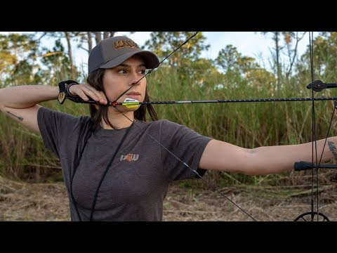 Archery Practice - Real and Raw...