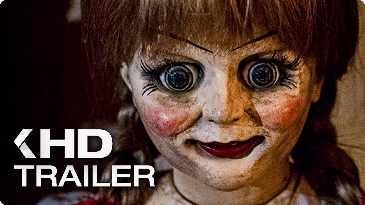 Annabelle 2 Trailer German Deutsch 2017 Youtube