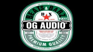 OG Audio - Beats & Barz Premium Quality Volume 1