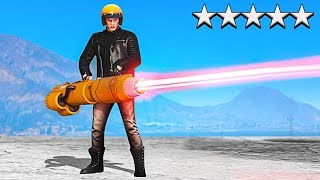 NEW $1,500,000 ALIEN LASER WEAPONS! (GTA 5 DLC)
