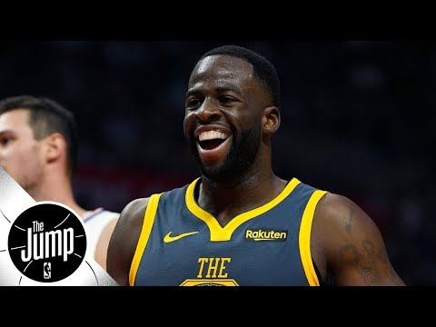 Why Draymond Green is more important to Warriors' offense than you might think | The Jump