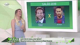 Renata compara os galãs de 2019 e comentaristas alopram