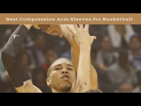 Best Compression Arm Sleeves For Basketball (2020 Buyers Guide)
