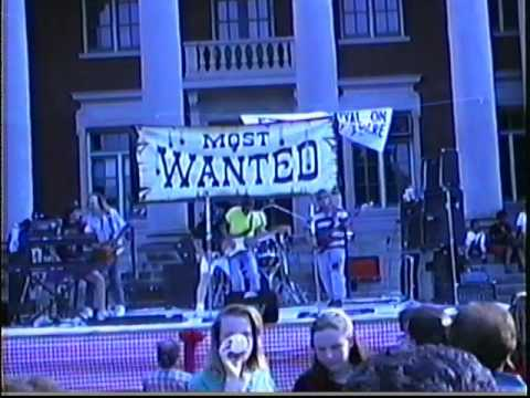 Most Wanted - All Over Now - Festival on the Square - Dillon SC 5-7-94