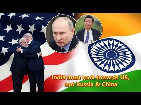 India must look towards US, not Russia & China:US Under Secretary Mark Menezes