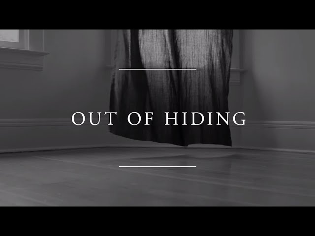 Out of Hiding (Official Lyric Video) - Steffany Gretzinger & Amanda Cook | The Undoing