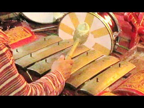 SAMPAK SLENDRO MANYURO - Javanese Gamelan Music Jawa - Karawitan Wani Wirang [HD]