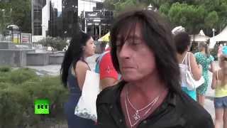 Экс-вокалист Deep Purple Джо Линн Тернер приехал на гастроли в Крым