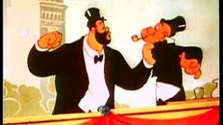 Phim hoạt hình - Thủy Thủ Popey: Tổng thống Popey - Phim hoạt hình hay nhất