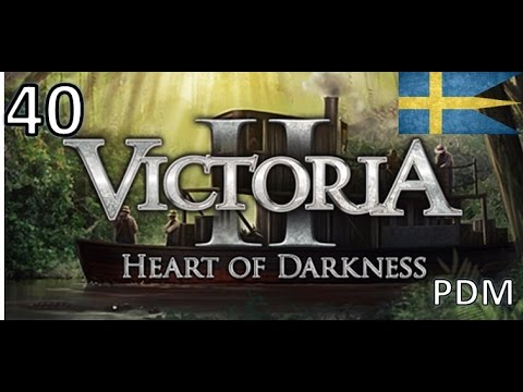 Victoria 2 PDM Sweden Episode 40 - More Acquisitions of British Colonies!