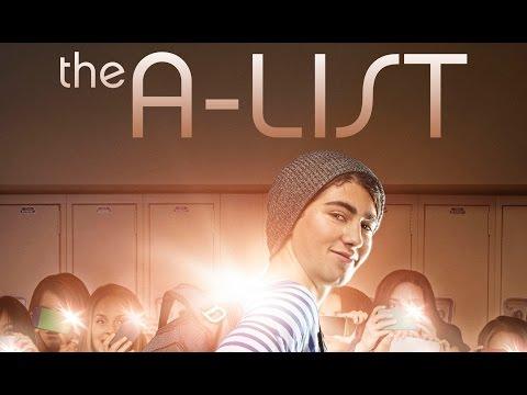 The A-List Official Trailer - Alyson Stoner, Hudson Thames, & Hal Sparks HD