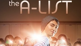 The A-List Official Trailer - Alyson Stoner, Hudson Thames, & Hal Sparks HD streaming
