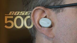 Bose Earbuds 500 true wireless headphones