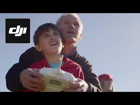 DJI Stories - Taking Autism to the Sky (TATTS)