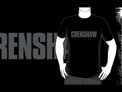 boyz n the hood crenshaw shirt