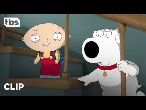 Family Guy: Brian and Stewie's 3D Time Travel (Clip) | TBS