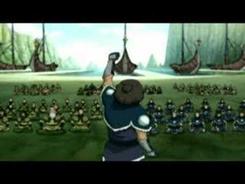 Film Avatar The Last Airbender Book 3