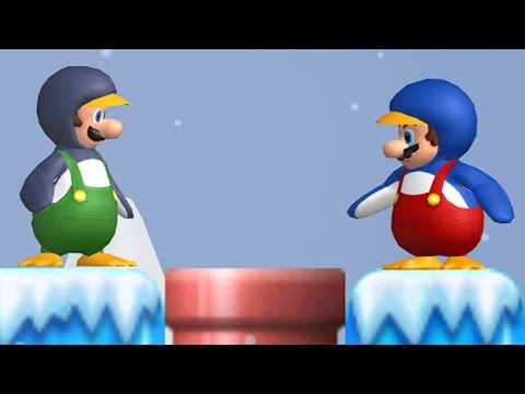 New Super Mario Bros. Wii - 2 Player Co-Op - #06