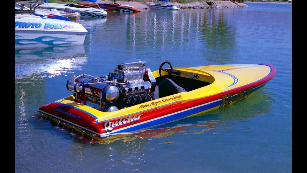 Eliminator K Boat At The River Youtube