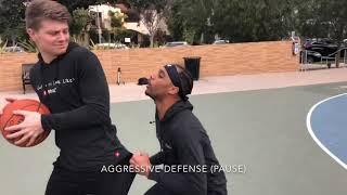 Black Hoopers vs. White Hoopers Be Like… (Pt. 2)   BdotAdot5