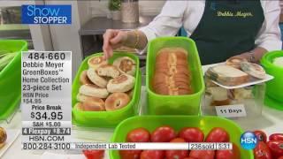 HSN | Kitchen Innovations featuring Debbie Meyer 05.29.2017 - 06 AM