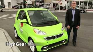 2013 Smart Electric Drive Test Drive