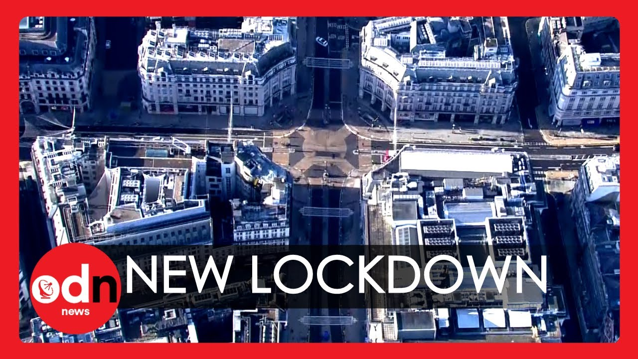 Christmas Lockdown: London Placed Into Tough Tier 4 Restrictions