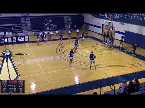 Eastern Florida Stat vs. vs. Polk State College Mens' Basketball