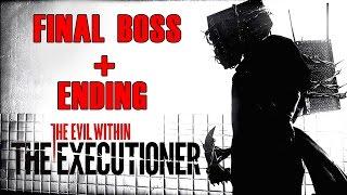 Evil Within Dlc Executioner Walkthrough