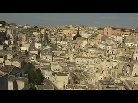 Basilicata-Matera la città dei Sassi patrimonio dell'Umanità Unesco